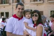 Día grande de fiestas en Estella