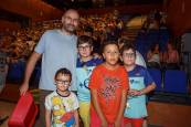 Burlada: noches de verano para disfrutar del  cine en familia