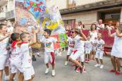 Cohete de fiestas de Cabanillas 2019