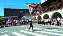 Fiestas de Roncal. 15 de agosto