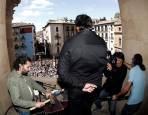 Fotos de la inauguración del VI Festival Flamenco on Fire en la catedral de Pamplona