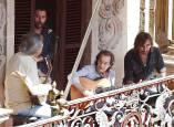 Ketama y Pepe Habichela, en 'Flamenco en los balcones'