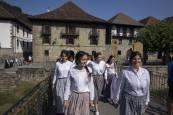 Fotos de la celebración del XVI 'Orhipean' en Ochagavía