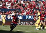 Fotos del partido Osasuna 2-2 Barcelona
