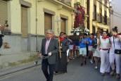 Fiestas de Caparroso: día grande en honor a Santa Fe
