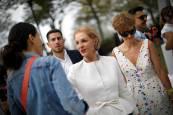 Carolina Herrera protagoniza la cuarta jornada de la Fashion Week de Nueva York