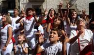 Fiestas de Cirauqui. 13 de septiembre