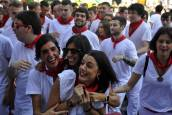 Fotos de fiestas de Olite | 13 de septiembre