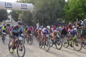 Peralta albergó la primera prueba del XXVI Open Diario de Navarra de Mountain Bike