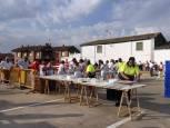 Fiestas de Villafranca. Día de las peñas