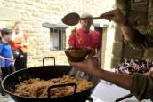 Fotos del Día de las Migas de Ujué