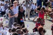 Viaje oficial de los duques de Sussex a Sudáfrica
