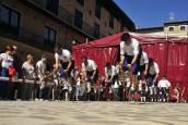 XXVI Carrera de Layas celebrada en Puente la Reina