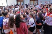 Cohete de fiestas de Villava