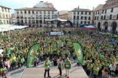 Fotos de la IV Marcha contra el Cáncer de la Ribera en Tudela