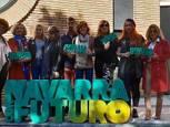 Presentación de la feria 'Navarra con futuro'
