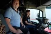Las experiencias de once camioneros