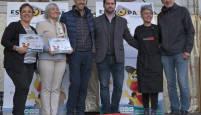 Fotos de la II Estropatada de Pamplona, organizada por la Fundación WOP