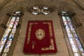 Amantes de la letra, en la catedral de Pamplona