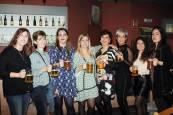 Cata de cervezas en la October Fest Prevision