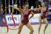 Campeonato de España de Gimnasia Rítmica en el Navarra Arena | 10 de noviembre