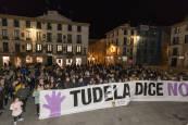 Concentraciones en Navarra por el Día Internacional contra la violencia hacia las mujeres 2019