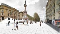 Propuestas para la peatonalización del paseo Sarasate