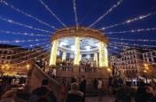 Encendido de las luces de Pamplona de Navidad 2019