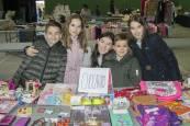 Magia navideña en el mercadillo de Zulueta