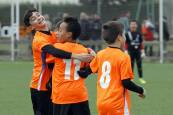 Fotos Torneo Interescolar Osasuna 2019-20: primera jornada