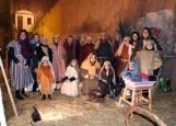 Belén viviente de San Adrián
