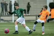 Fotos Torneo Interescolar Osasuna 2019-20: partidos del jueves 2 de enero