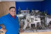 Fotos de los galardonados a mejores belenes en Tudela