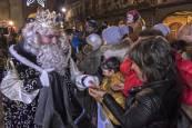 Cabalgata de los Reyes Magos de Estella