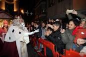 Cabalgata de los Reyes Magos en Corella