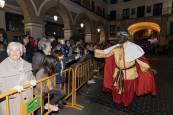 Cabalgata de los Reyes Magos en Tudela