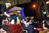 Cabalgata de los Reyes Magos en Tafalla