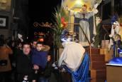 Cabalgata de los Reyes Magos en Peralta