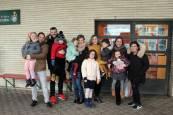 Tarde festiva de 'Fantasía y Muñecos' en Beriáin