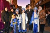 Tudela recibe con cariño a los Reyes Magos