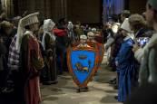 Fotos de la coronación del rey de la Faba
