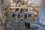 Excavaciones arqueológicas en el Monasterio de Irache