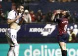 Fotos del Osasuna-Valladolid