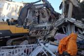 Terremoto al este de Turquía