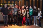 Fotos del concierto de Zaporeak Proiektua en apoyo a los refugiados