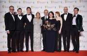 Alfombra roja de los premios Bafta