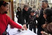 Fotos de la celebración de las ferias de febrero en Tafalla