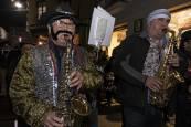 Fotos de la apertura del Carnaval 2020 en Estella