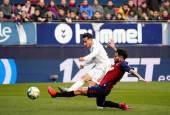 Fotos del Osasuna-Real Madrid