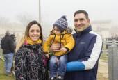 Fotos en las ferias de febrero de Tafalla